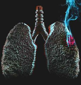 Курение убивает человека