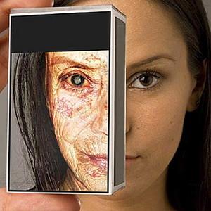 как курение влияет на женскую красоту?