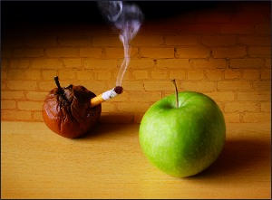 Видео как легко бросить курить