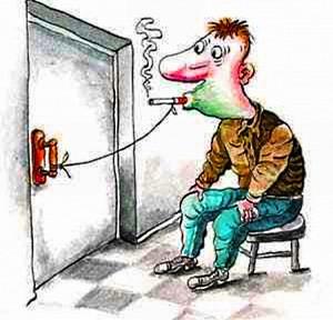 Как легко бросить курить видео