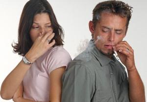 Как отучить любимого человека от курения