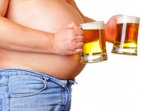 Пивной алкоголизм в России