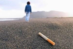 когда станет легче после курения